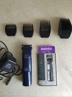 Requires Repair: Babyliss Hair Clippers