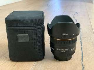 Sigma 50mm F1.4 DG HSM Canon Mount
