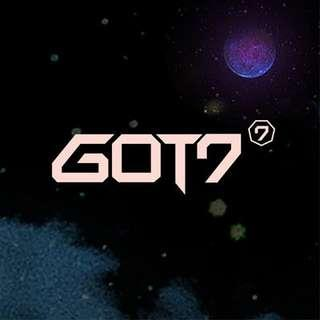 [PREORDER] GOT7 - Present: You & Me (3rd Album Repackaged)