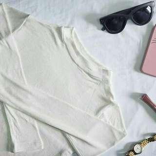 Turtleneck long-sleeves