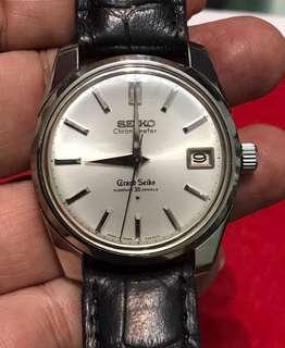 Grand Seiko 2nd generation 43999 men watch