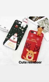Christmas Case iphone X,XS,XSmax, 7, 7plus, 8, 8 plus