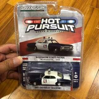 Greenlight Police Chevrolet Biscayne