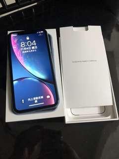 iPhone XR64G藍色