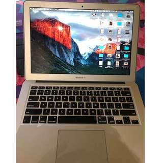 Cheapest 2015 Macbook Air 13 inch for sale ! 8GB memory and 150GB SSD Drive