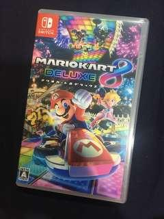 🚚 Nintendo Switch Mariokart 8 馬力歐賽車8