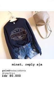 Hockey California sweater