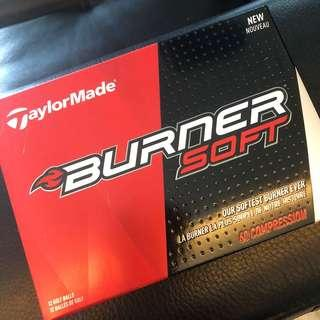BNIB TaylorMade Burner Soft golf balls
