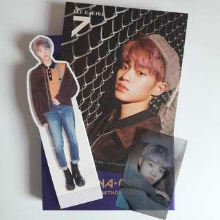 wanna one lee daehwi nwy wanna ver full set