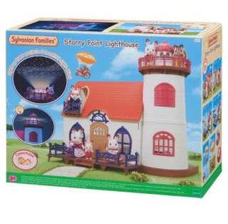 *Sept offer* Sylvanian Families Starry Point Lighthouse