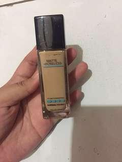 Maybeline fit me foundation matte + poreless