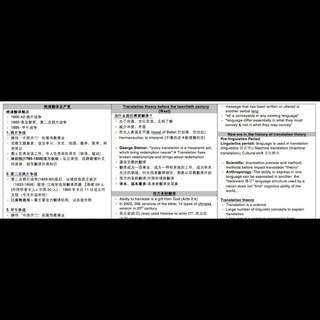 HT9101 cheatsheet