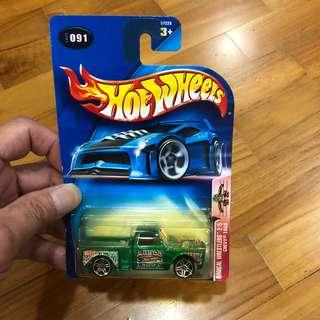 Hot Wheels '69 Chevy Pickup