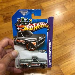 Hot Wheels Zamac '69 Chevy Pickup