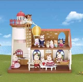 *Xmas sales* Sylvanian Families Starry Point lighthouse