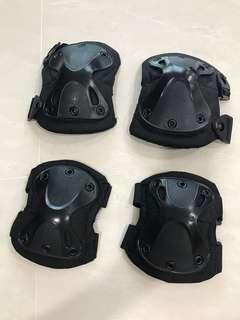 Elbow And Knee Guard FREE