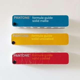 Pantone Colour Fan (2000)