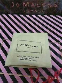 🚚 Jo malone 鼠尾草與海鹽潤膚霜7ml/公司貨/另有英國梨 羅勒橙花 杏桃花 玫瑰 黑莓 牡丹 藍風鈴請參考賣場