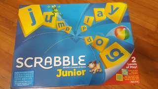 Srabble Junior for 6to10 years old