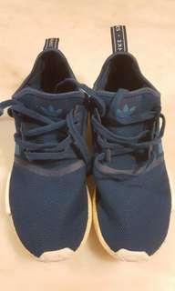 Adidas Boost NMD R1 BLUE ORIGINAL