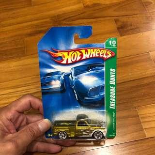 Hot Wheels Super Treasure Hunt '69 Chevy Pickup