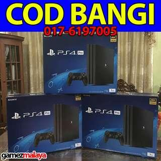 [NEW] PS4 PRO 1TB BASIC SET - BANGI (GAMEZMALAYA)