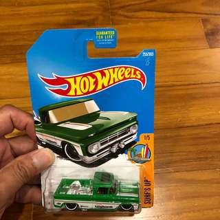 Hot Wheels '62 Chevy Pickup