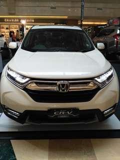 CR-V promo akhir tahun stok terbatas