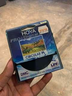 Hoya PRO1 Digital 77mm Circular PL Filter