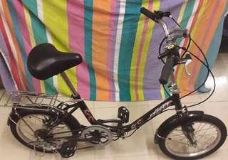 16吋可摺單車