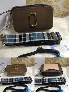 Marc Jacob snap bag Authentic Grade Quality