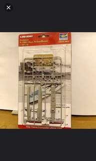 1/350魚雷艇模型