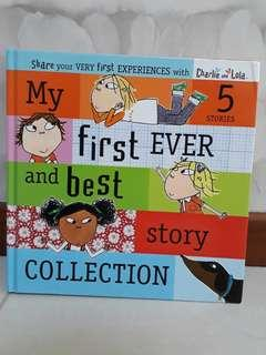 Charlie and Lola~ My First Ever and Best Story Collection