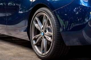 Original BMW MSport Rims for BMW F20 F21 F22