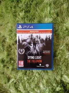 [Used] PS4 Games - Dying light Enhanced Edition