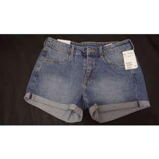 Hotpants jeans H&M