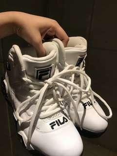 Fila Basket Ball shoes size 7,5 [ORI]