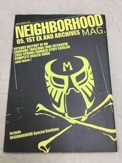 Neighborhood 05 / 收藏本 + 巾