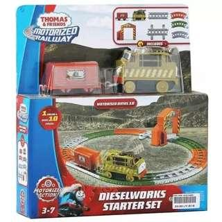 Fisher-price Thomas and friends dieselworks starter set