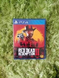 [New] PS4 Games - Red Dead Redemptions 2 R3
