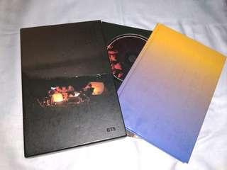 ALBUM BTS YOUNG FOREVER NIGHT VER