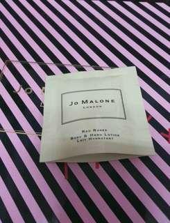 🚚 全新Jo malone 玫瑰潤膚乳7ml/公司貨/短效期/另有其他香水 潔膚露 潤膚霜 磨砂膏可參考