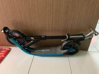 Oxelo Town EF 7 kick Scooter Adult 200mm cheap