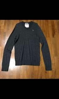 Size S Cashmere Blend A&F Sweater