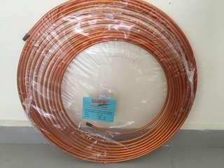 New seamless copper tube