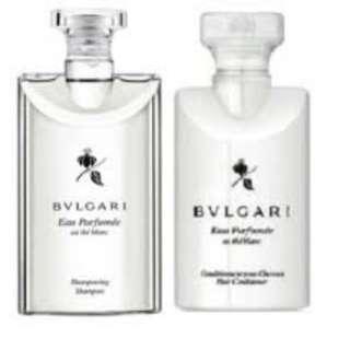 Bvlgari Travel Set