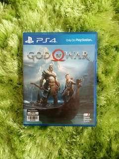 [New] PS4 Games - God of War
