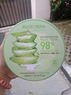 Aloe Vera Natural Shooting & Moisture Gel