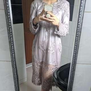 [NEW] Blouse/Dress Brokat