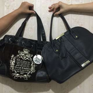 020ebba9226 Preloved juicy couture and kenneth cole bag